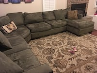 Sectional couch Andover, 07821