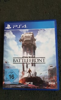 Sony PS4 Star Wars Battlefront-Spielfall
