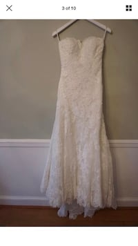 Pronovias Wedding Gown- new Washington, 20015