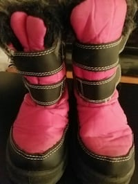 Toddler Girls Snow Boots size 7 Sioux Falls, 57110