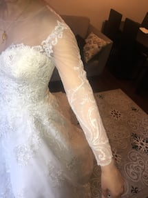 Allure Bridal wedding dress FOR SALE !!!
