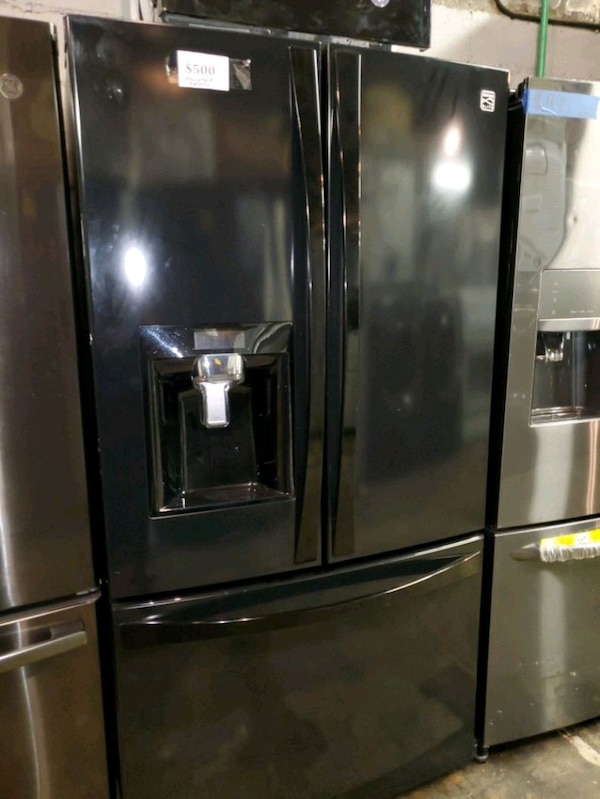 Kenmore French doors fridge in excellent condition