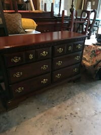 Cherry dresser from Bassett Richardson