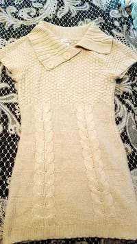 Tan knit collared Dress/shirt New Port Richey, 34652