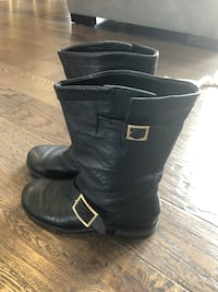 Jimmy Choo biker boots Richmond Hill, L4C 1X4