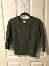 Wilfred sweater - olive green Port Coquitlam, V3C 6E2