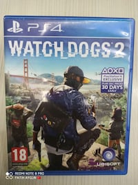 Ps4 için WATCH DOGS 2
