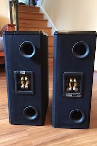 Home theater speakers pair Silver Spring, 20906