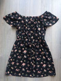 NEW Off The Shoulder Floral Dress Markham, L6B 0R9