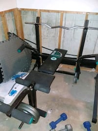 Weight bench Waterford, N0E 1Y0