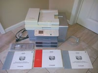 Printer Lexmark X9350 - All in 1 InkJet Color Printer Toronto, M9C 4C7