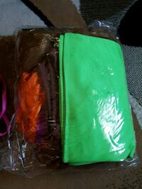 Scooby Doo Costumes (Daphne and Shaggy) Standard Size Dudley, 01571