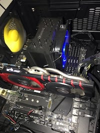 Pc gaming couler master Houston, 77027
