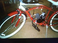Motorizing bike luxury beach cruiser 2 stroke engi Silver Spring, 20910