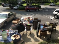 Moving sale July 2 18035 fence post ct Gaithersburg, 20877