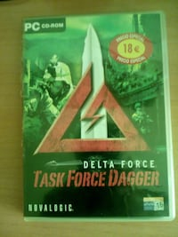 Delta Force Task Force Dagger para pc Pinto
