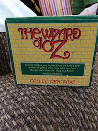 The wizard of oz collectors mug. Portland, 97202