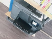 HP officejet pro. Just bought ink a week ago  Vancouver, V6Z 1Y6