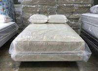 $169 Queen Mattress Set Same Day Delivery  Atlanta, 30318