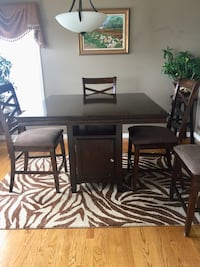 DINING SET DINING TABLE AND CHAIRS 3135 km