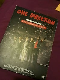 One direction dvd Reno, 89502