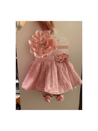flower baby outfit 0-12 months new 548 km