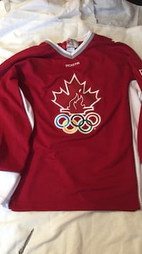 red Canada National Team jersey Guelph, N1G 2Y7