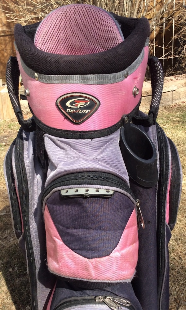 Ladies Top Flite Golf Bag 0
