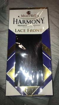 Lace front wig  Richmond Hill