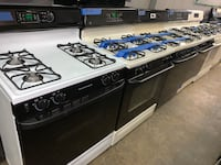Gas ranges working perfectly with 4 months warranty starting from $199 Baltimore, 21223