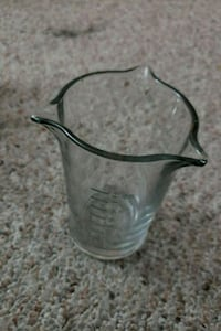 "5"" tall triple spouted measuring cup Burnaby, V5B 2N5"