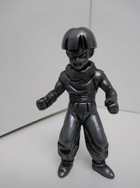 black and gray action figure Bell, 90201