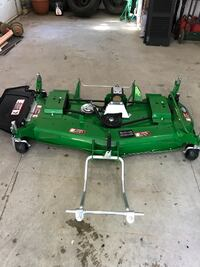 Brand new 54 inch auto connect mover deck.  never been used bought may 2018. Fit John deere tractor 1023 and 1025 Severn Bridge