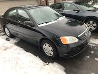 2003. Honda - Civic - auto mechanic 186000 km. 4 new tires $1200.  1 owner. Call for appointment  [TL_HIDDEN]   Dealer  Toronto