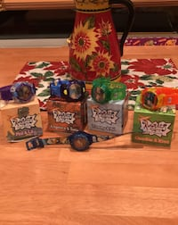 Collectibles, rugrat watches