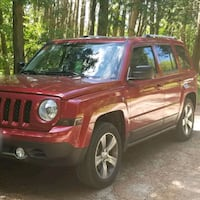 Jeep - Patriot - High Altitude - 2016 FWD/4X4 Mississauga