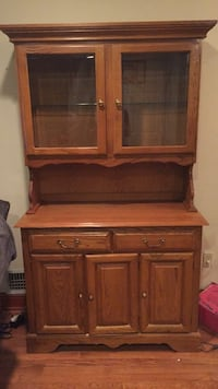 Wood Cabinet Annandale, 22003