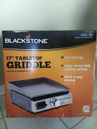 "Blackstone 17"" Tabletop Griddle Centreville, 20120"