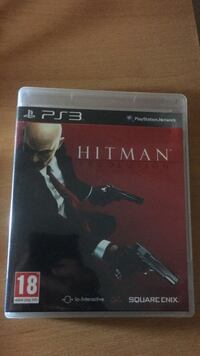 HITMAN ps3 oyunu