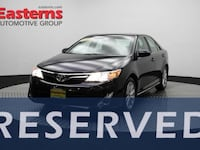 2014 Toyota Camry XLE Temple Hills, 20748