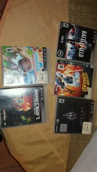DEALS - PS3 GAMES ! $10 each or $40 for All North Las Vegas, 89030