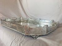 Large silver serving tray Nokesville, 20181