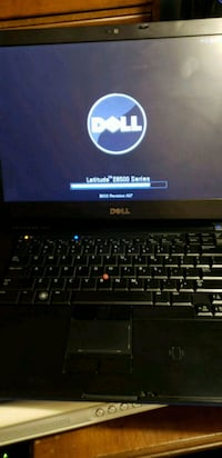 black and gray Dell laptop Great Falls, 22066