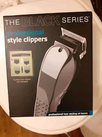 BEST CHRISTMAS GIFT (The Black Series Professional Clippers) Rockville, 20850