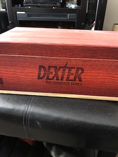 brown Dexter The Complete Series box