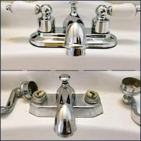 stainless steel faucet and sink Lynbrook, 11563