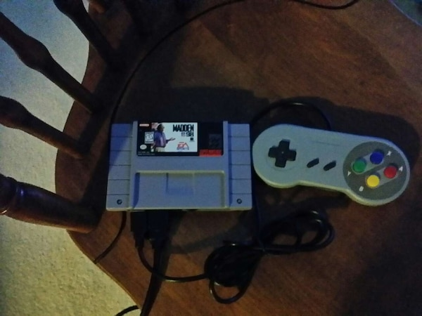 SNES cartridge with 5000 plus games