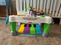 Fisher-Price Little Superstar Step 'n Play Piano St Catharines, L2M