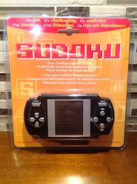 Sudoku Handheld Electronic Game  NEW Bolton, L7E 1X7