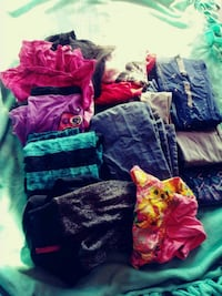 16 pc girls size 7 clothing Fort Smith